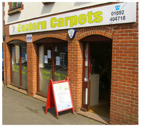 Eastern Carpets Based In North Walsham Norfolk Have A Showroom Town Centre Displaying Large Range Of Flooring And